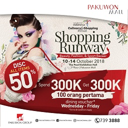 Pakuwon Grand Sale 10.10