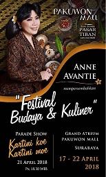 Anne Avantie Festival Budaya dan Kuliner