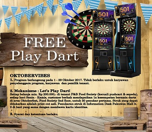 Free Play Dart