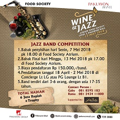 Jazz Band Competition