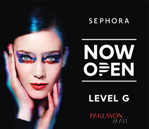 Now Open Sephora