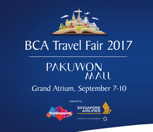 BCA Travel Fair