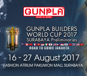 Gunpla Builders World Cup 2017