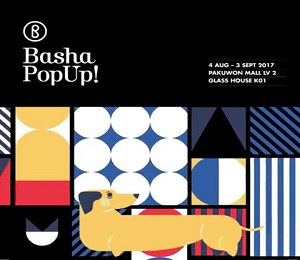 Basha PopUp! - Glass House, 2nd Floor
