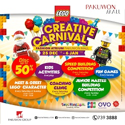 Lego Creative Carnival