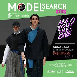 Jakarta Fashion Week Model Search 2018