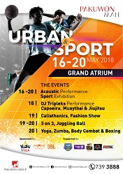 Urban and Sport