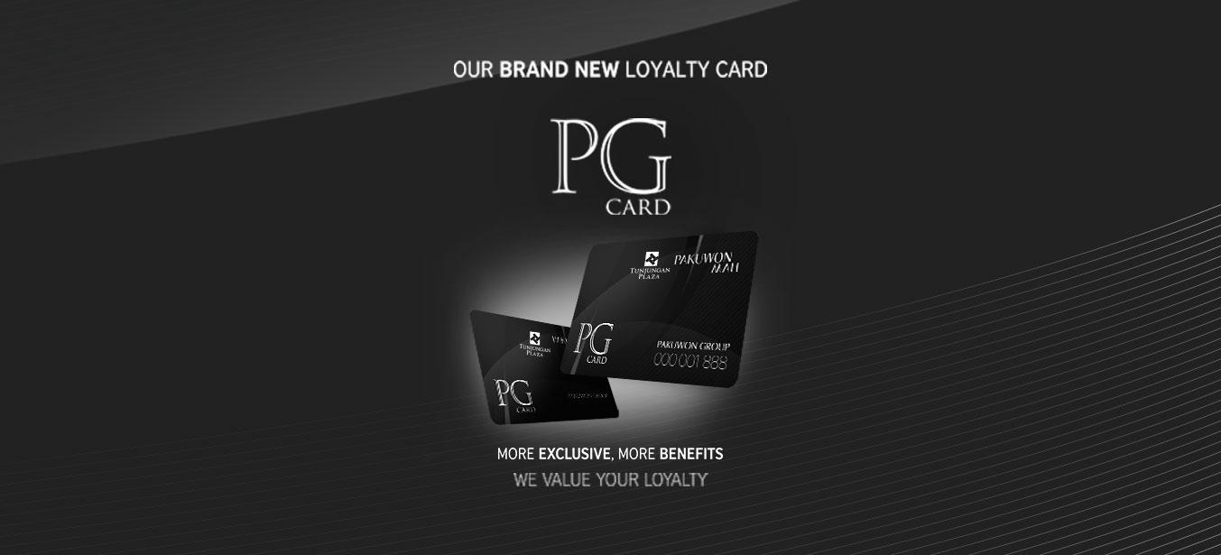 PG CARD